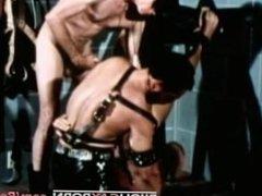 Classic 1974 vidz BDSM Film  super BORN TO RAISE HELL