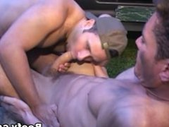 Big Muscled vidz Mechanics Yearn  super For Dick To Anal Sex