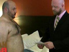 fat bear vidz gets barebacked
