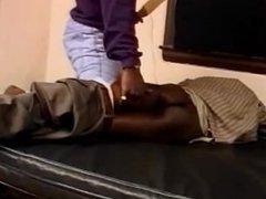 black dude vidz tied up  super bdsm spanking