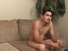 str8 skinny vidz latino with  super ginormous cock gets tricked by horny white gays