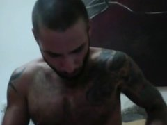 hairy dude vidz sniffing armpits  super and swallowing load