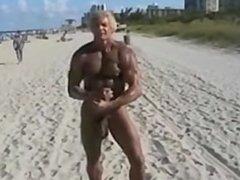 Old Man vidz Nude