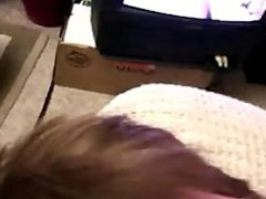 Shaggy gets vidz a facial