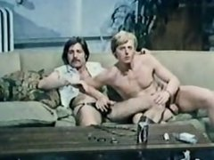 Wade Nichols vidz (Edge of  super Night soap star) and Jamie Gillis gay sex orgy
