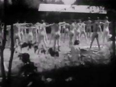 Vintage Male vidz Nudism