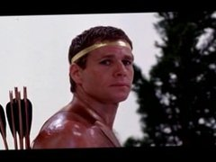 Ryan O'Neal vidz poses nude  super for the cause in PARTNERS (1982)
