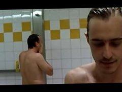 Jonas Karlsson vidz and Michael  super Nyquist nude in shower