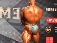 MUSCLEDAD MARTIN vidz BLUE SHINY  super POSERS 2/2