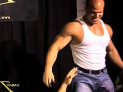 Kyle - vidz Muscle Stripper