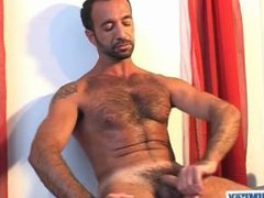 My handsome vidz arab sport  super trainer serviced his huge cock by me !