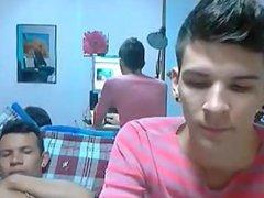 Latinos Hot vidz Via Webcam
