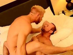 Hot twink vidz scene Of  super course, when his chief Casey interrupts him the large