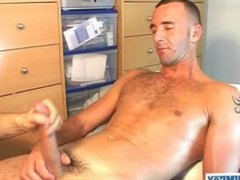Guy next-door vidz get wanked  super his big cock by us !