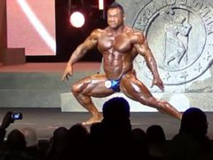 ASIAN MUSCLEBULL vidz HIDE: 2013  super Arnold Classic