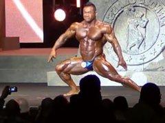ASIAN MUSCLEBULL vidz HIDE: 2013  super Arnold Classic