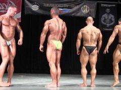 MUSCLEBULL SILVER vidz POSERS: NABBA  super Czech Championships 2014