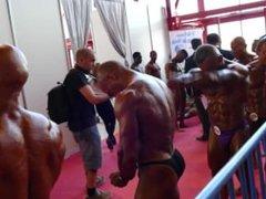 MUSCLEBULLS: Backstage vidz - Under  super 70kg - Arnold Europe Amateur 2014