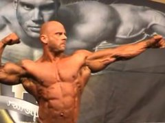 BALD MUSCLEBULL vidz SILVER POSERS