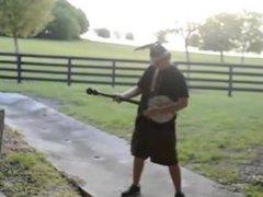 Lanza Manza vidz - Deceiver  super ov the Banjo Gods - Stubbed My Toe - Official Music