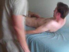 Massage a vidz College Twink