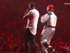 Chris Brown vidz Big Booty  super Part 6