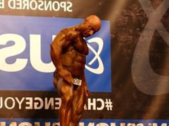 MUSCLEDAD Tonny vidz Mount -  super Competitor No 90 - Final - Professional - NABBA Uni