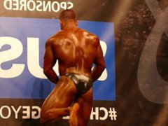 MUSCLEBULL Olizirio vidz Anibal Junior-  super Class 4 - NABBA Universe 2014