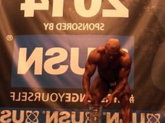 MUSCLEBULLS NABBA vidz Universe 2014  super - Amateurs Overall Awards Ceremony