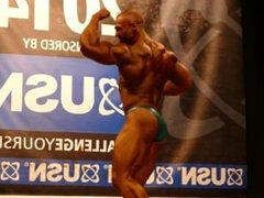 MUSCLEBULL Dan vidz Welbourne -  super Competitor No 65 - Class 1 - NABBA Universe 2014