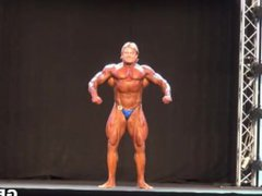 PRO MUSCLEBULL vidz Danius Barzinskas  super Grand Prix House Pro 2014