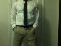 suit and vidz tie undressed