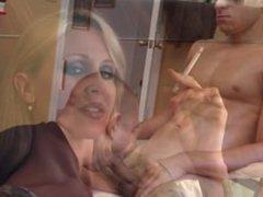 Sissy Training vidz by Blonde  super Smoker
