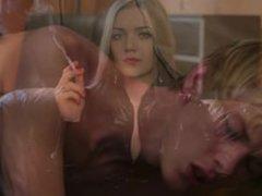 Sissy Traning vidz - Straight  super made to Watch Gay Porn to Enjoy Sexy Smoker