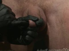 Stud Endures vidz Ultimate Bondage