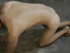 Asian Slave vidz Boy doggy  super Trainning