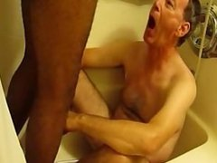 Interracial WS vidz vid of  super two dads drinking each others piss (GBMwsRSv1full)
