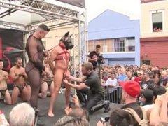 Public Humiliation vidz And Gangbang