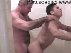 Armond Rizzo vidz gets fucked  super in the shower