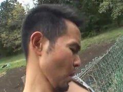 Japanese outdoor vidz sex