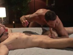 New Stud vidz In Town  super Bound And Fucked