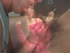 Sissy Training vidz - Sexy  super Smoker Makes You Crave a Creamy Load of Sperm