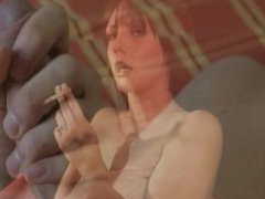 Sexy Smoker vidz Makes You  super Watch Guys Wanking