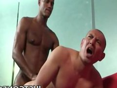 Billy Long vidz and Antonio  super Moreno: Latino Daddy Stretched By Scary Black Cock