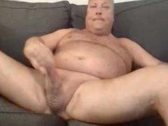 Daddy big vidz cumshot