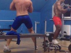 hot gym vidz stud dancing