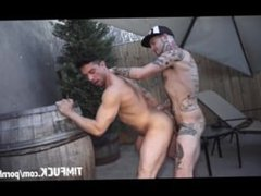 Tattoo'd Young vidz Muscles Studs  super Breed Outdoors