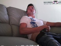 Sexy eastern vidz European straight  super dude solo