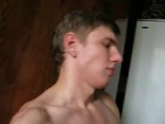 Home Movie vidz Russian Teen  super Jerking Off.