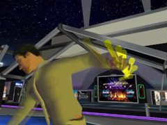 Gay parties vidz in a  super virtual world!